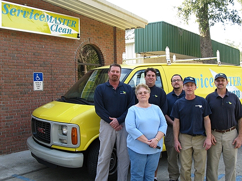 ServiceMaster Cleaning Team