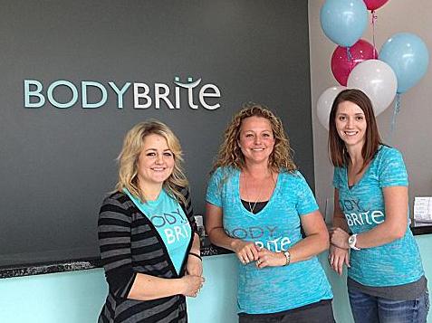 Girls at BodyBrite