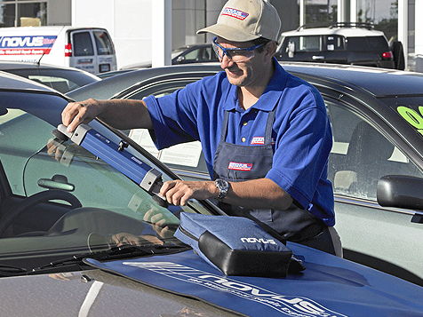 NOVUS Auto Franchise - Glass Repair & Replacement