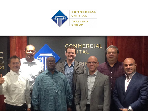 Join the prestigious business loan industry with Commercial Capital Training Group