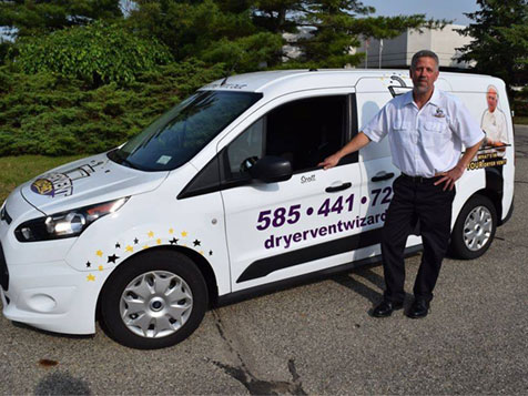 Dryer Vent Wizard Franchise - mobile, home services business