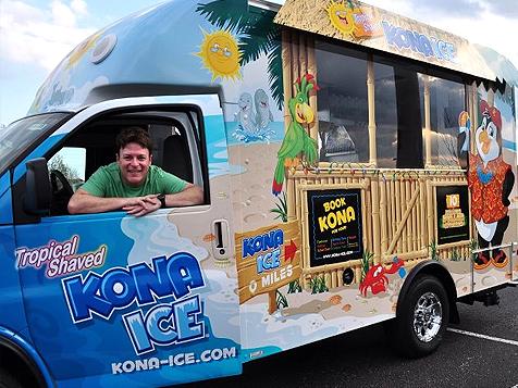 Kona Ice Franchise Owner