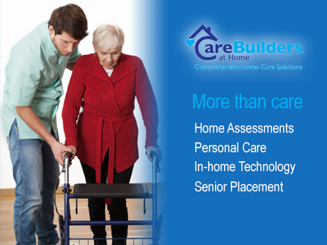 Become a trusted expert as a CareBuilders franchisee