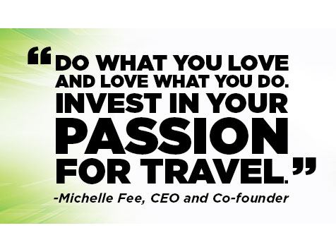 Do what you love and love what you do.