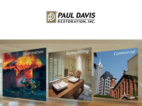 Paul Davis Disaster Restoration, Remodeling, Commercial Services