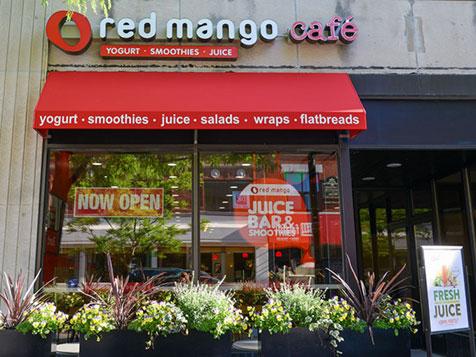 Red Mango Franchise Location