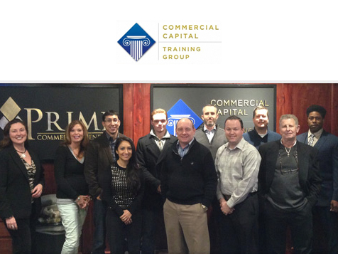 Commercial Capital provides an intensive training program