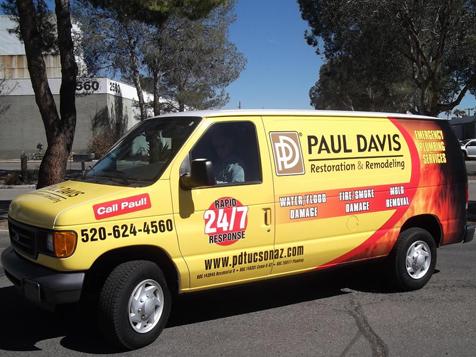Mobile Franchise - Paul Davis Disaster Restoration