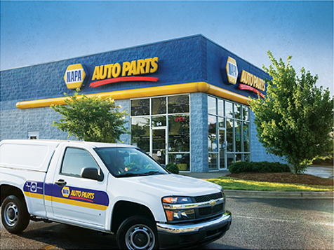 NAPA Auto Part Franchise Location