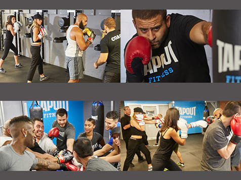Tapout Fitness Classes