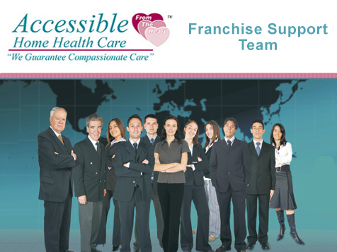 Join the Accessible Home Health Care Franchise