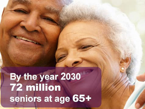 Touching Hearts at Home franchise - Tap into the demand for senior care