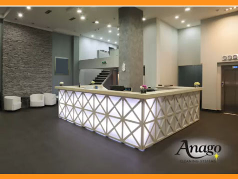 Anago Cleaning Systems Franchise Client