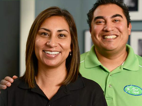 Maid Simple Franchisees - Michael & Stephanie Mendoza