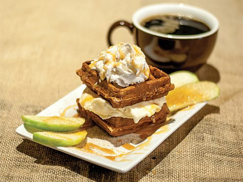 Just Love Coffee Franchise Coffee and Waffles