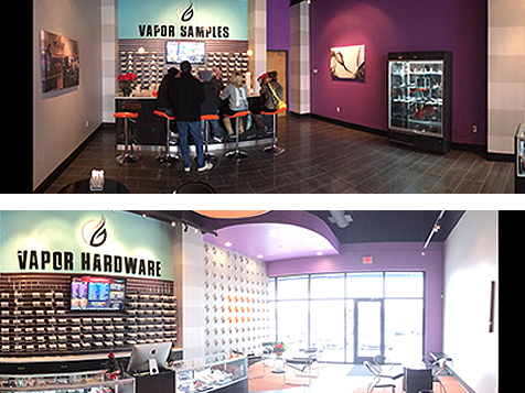 Vapor Galleria E Cigarette Franchise