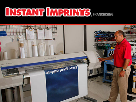 Instant Imprints - a full-service promotional marketing company