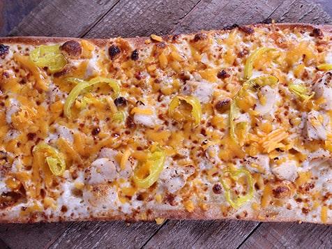 Hot V3 Flatbread Pizza