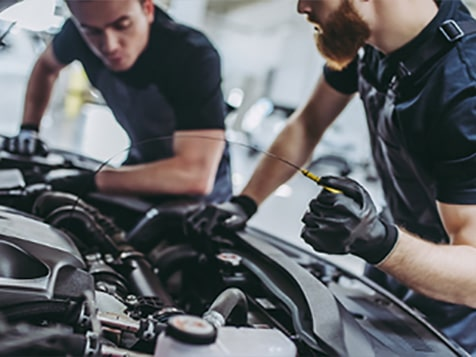 Strickland Brothers Franchise - vehicle service