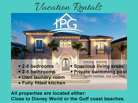 IPG Florida Vacation Homes Franchise Property