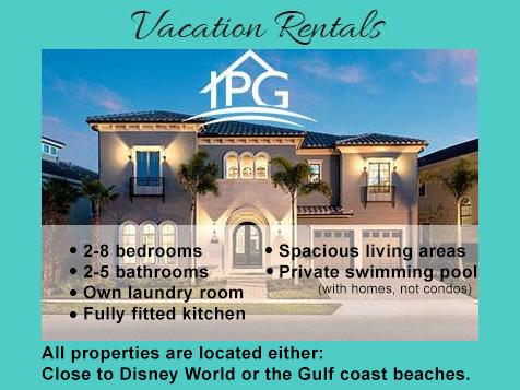 IPG Florida Vacation Homes Franchise Property