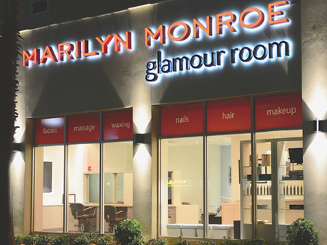 Marilyn Monroe Spas Franchise Location