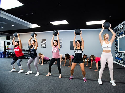 Inside a Fit Body Boot Camp Franchise