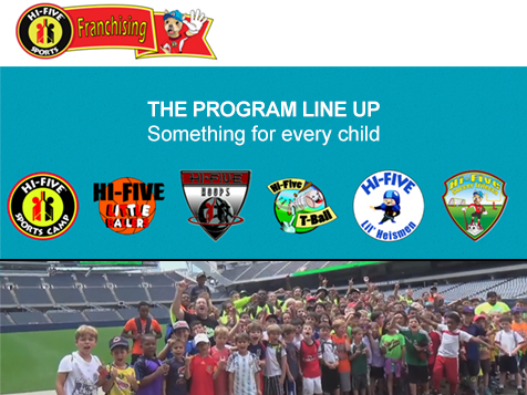 Hi-Five Sports franchises offer camps, leagues and classes