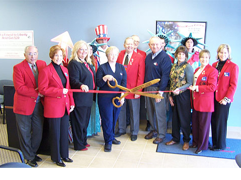 Liberty Tax Service grand opening