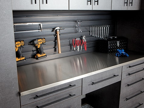 Monkey Bar Storage Franchise Cabinets