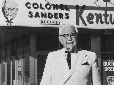KFC Franchise - Colonel Sanders