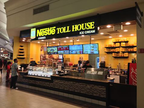 Nestle® Toll House® Café by Chip® Franchise Location