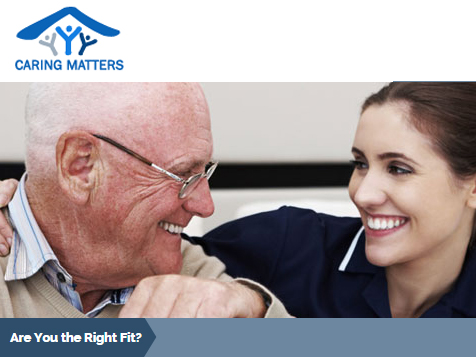 Become a Caring Matters Home Care Franchise owner today