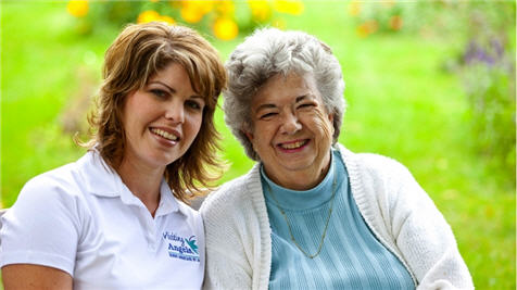 Senior Care from Visiting Angels Franchise