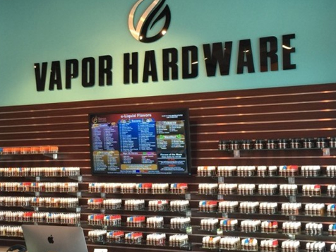 Own an E Cigarette Franchise