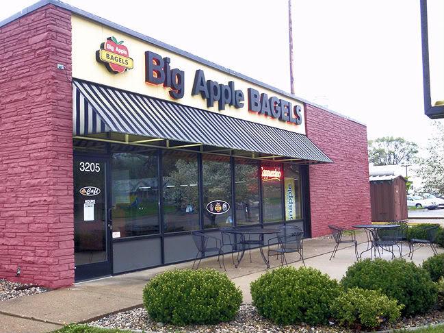 Big Apple Bagels Franchise