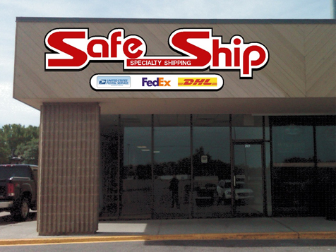 Safe Ship Franchise Location
