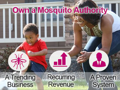 Own a Mosquito Authority Franchise