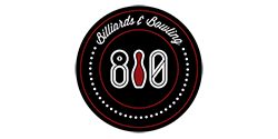 810 Billiards logo
