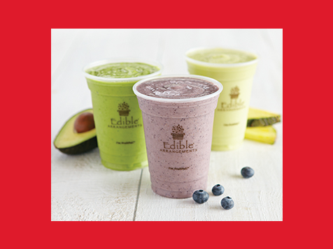 Smoothies from Edible Arrangements Franchise