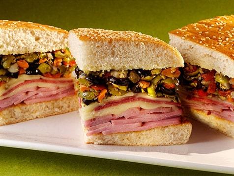 Logan Farms Franchise Ham Sandwich