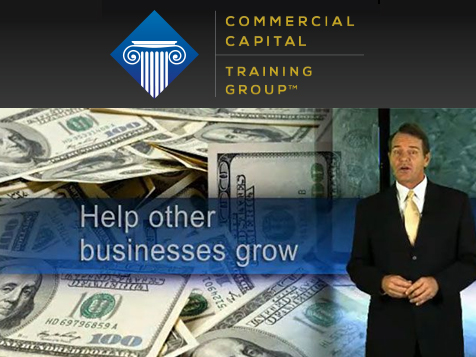 Commercial Capital Training Group Business Opportunity Helping business grow