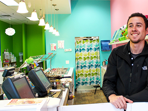 sweetFrog Franchise Team Member