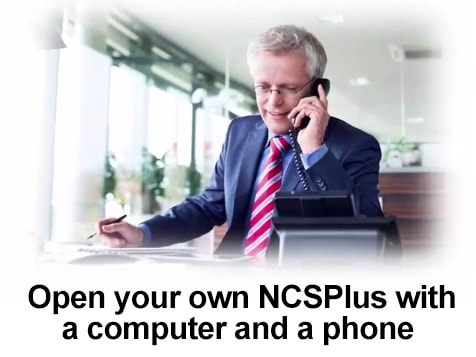 Run your own NCSPlus Inc. Business Opportunity