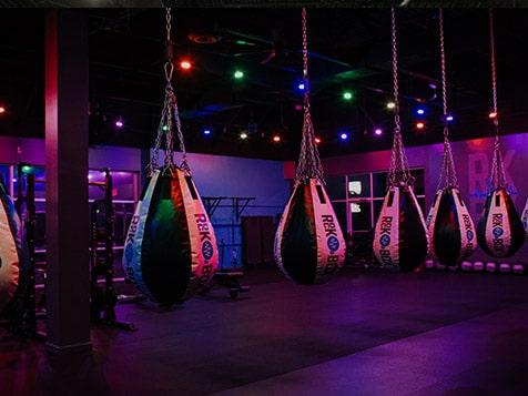 Rockbox Fitness Franchise - well-designed studio