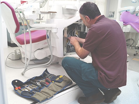 Mi-Tek Dental Equipment Repair Business serve thousands of dentists