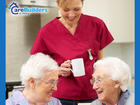 CareBuilders at Home franchise - an all-inclusive senior care franchise