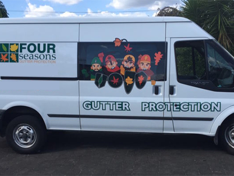 Four Seasons Gutter Pro Franchise