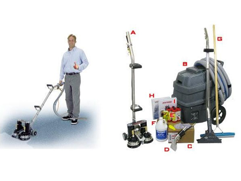 Rotovac Business Opportunity Carpet Cleaning