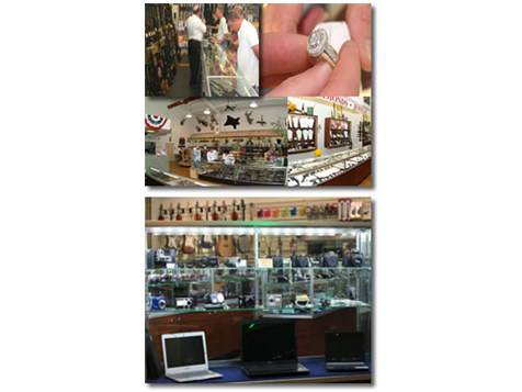 The Money Mizer Pawns & Jewelers Franchise upscale experience